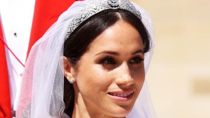 Nunta Regală. Cum a arătat Meghan Markle la prima sa apariție publică în calitate de ducesă