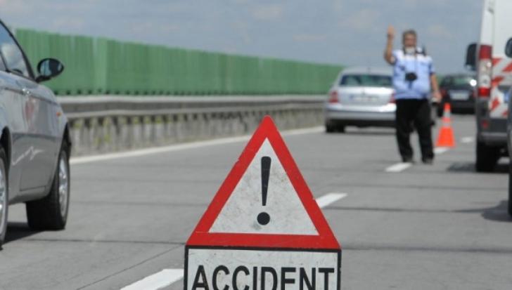 Trafic oprit pe Autostrada Bucureşti - Piteşti. Circulaţia este blocată pe ambele sensuri