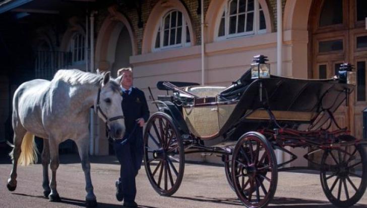 Nunta regală 2018. Imagini cu trăsura regală construită în 1883