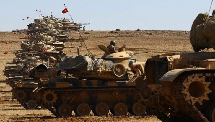 Turcia declanșează noi operațiuni în Siria