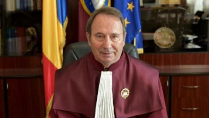 Valer Dorneanu, președintele Curții Constituționale