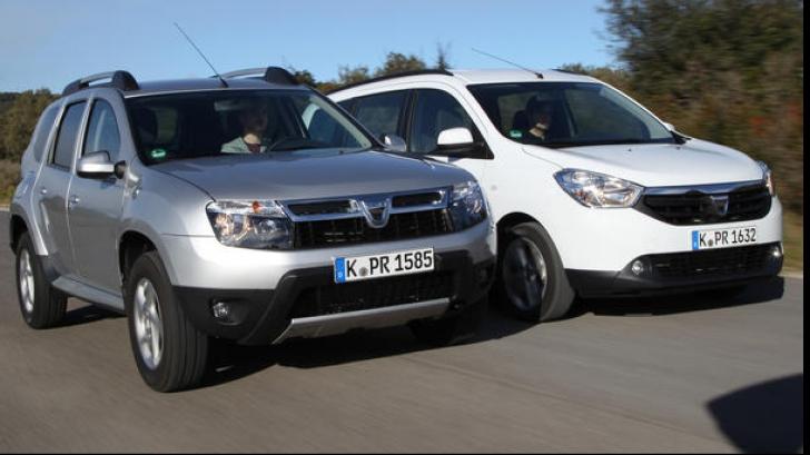 Noul Duster, depăşit de noul SUV de la Dacia