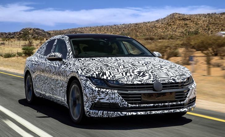 Volkswagen. Cum va arăta noul VW Passat 2019. Limuzina de lux de la Volkswagen Passat