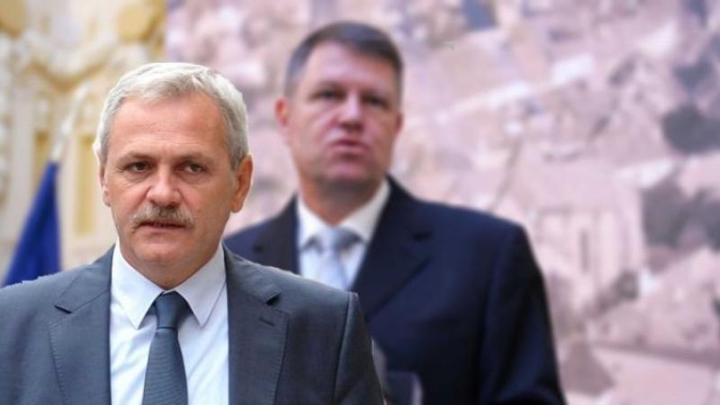 Liviu Dragnea îl amenință din nou pe Iohannis