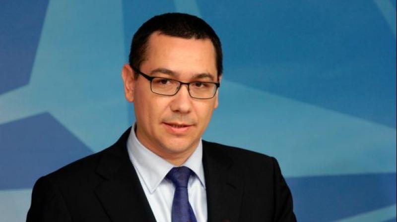 """Victor Ponta: """"<Sefii Partidului>şi propagandistii lor s-au intors în timp în Decembrie 1989"""""""