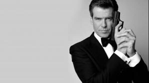 """Cine ar putea fi noul 007. """"Arată ucigător"""", spune Pierce Brosnan"""