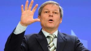 Dacian Cioloș vrea anticipate