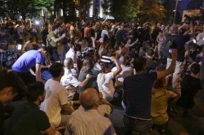 Proteste în Piața Victoriei / 20 iunie 2018