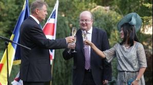 Receptie la Ambasada Marii Britanii