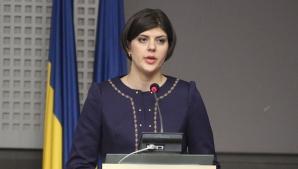 Sondaj IMAS: Cât de mulţumiţi sunt românii de activitatea Laurei Codruţa Kovesi la DNA