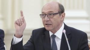 Băsescu, mesaj pentru Liviu Dragnea: Din a treia funcţie în stat, trebuie să pleci acum
