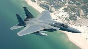 Un avion de vânătoare american s-a prăbuşit în mare lângă Okinawa