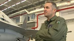 """Pilotul care s-a salvat prin catapulatre. România, tot mai aproape de """"Top Gun"""""""