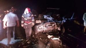 Accident grav cu 10 victime, noaptea tecută, în Satu Mare