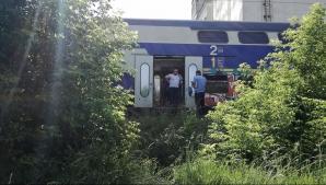 ŞOCANT. Un bărbat a fost decapitat de tren