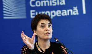 Angela Cristea, șefa Reprezentanței CE în România