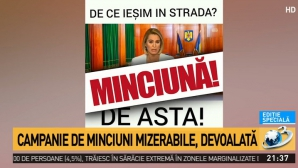 Antena 3, afirmații mincinoase la adresa Pro TV