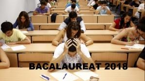 BACALAUREAT 2018