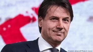 Giuseppe Conte a acceptat mandatul de a forma un nou guvern