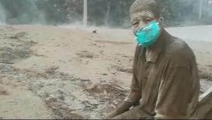 Vulcanul din Guatemala a erupt