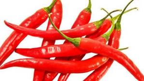 Dieta cu ardei iute: Arde RAPID grăsimea