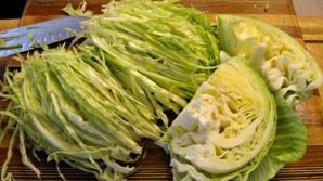Dieta cu varză crudă: slăbeşti 5 kg în 8 zile