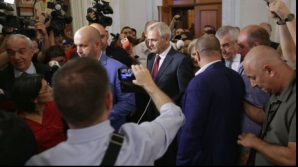 Inquam Photos / Octav Ganea Şedinţă de urgenţă vineri la PSD, după ce Dragnea a fost condamnat la închisoare cu executare
