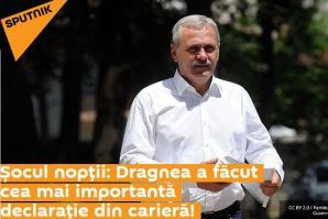 Liviu Dragnea, eroul Sputnik