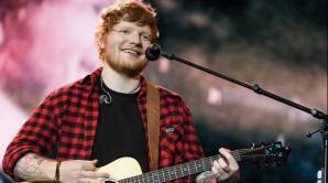 Ed Sheeran dat în judecată pentru plagiat. Ce sumă impresionantă i se cere artistului
