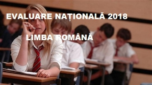 EVALUARE NAȚIONALĂ 2018