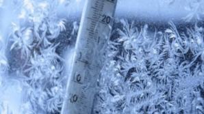 Un nou record negativ de temperatură pe Terra. Cât au înregistrat staţiile meteo