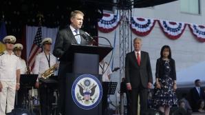 Klaus Iohannis, la Ambasada SUA: încă un ATAC DEVASTATOR la adresa Puterii / Foto: Inquam Photos / George Calin