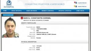 Căutat de Interpol