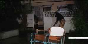 Inundatii in Galați