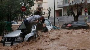 inundatii grecia 2018