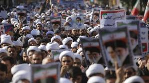 Manifestații pro-guvernamentale în Iran, martie 2018