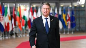 """Premiul """"Franz Josef Strauss 2018"""" a fost decernat preşedintelui Klaus Iohannis"""