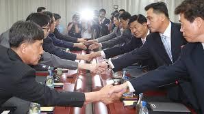Întâlnire la nivel înalt între Corea de Nord şi Coreea de Sud, în aşteptarea lui Trump