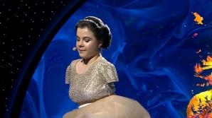 Ce notă a obținut Lorelei Moșneguțu la Evaluarea Națională