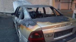 Mașina redactorului şef al PressAlert, INCENDIATĂ. Atacul a fost în stil mafiot