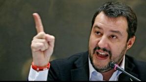 Măsuri ce amintesc de Holocaust luate de Matteo Salvini, vicepremierul Italiei