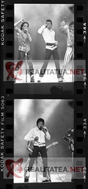 Michael Jackson, negativ original