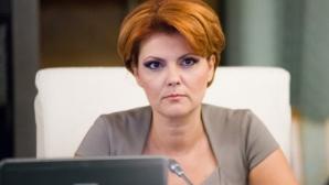 """Olguţa Vasilescu: """"Statul va plăti câte 500 de euro lunar, angajatorilor care încadrează şomeri"""""""