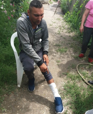 """Cine e persoana care a transmis live pe Facebook accidentul din Olt: """"am dat live, să vadă poliţia"""""""