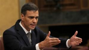 Pedro Sanchez, șef al guvernului în Spania