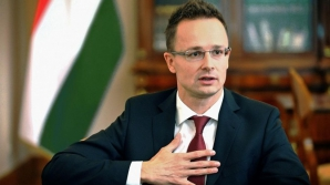 Ministrul de externe ungar Peter Szijjarto