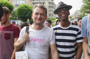 Mii de oameni au participat la Bucharest Pride