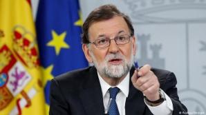 Premierul Spaniei, Mariano Rajoy, înlăturat de la putere, în urma unei moţiuni de cenzură