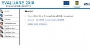 Rezultate Evaluare Nationala 2018 evaluare edu.ro 2018