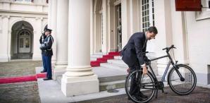 Premierul Olandei, Mark Rutte